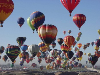 International Balloon Fiesta Albuquerque